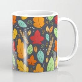 Happy Autumn pattern Coffee Mug