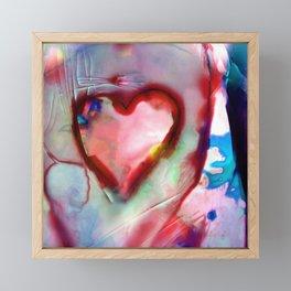 Heart Dreams 4H by Kathy Morton Stanion Framed Mini Art Print