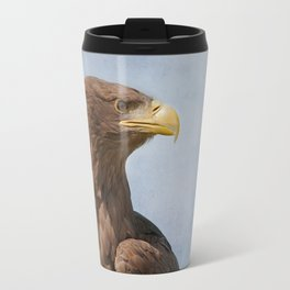 Tawny Eagle Travel Mug