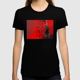 Sweep like Fire & Immovable like Mountain T-shirt