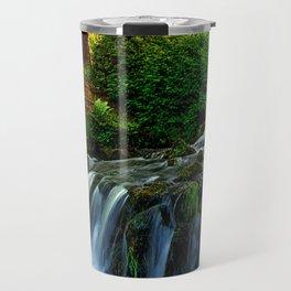 Fairytale forest fantasy Travel Mug