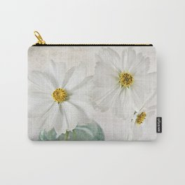 Cosmos in a glass jar Carry-All Pouch