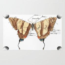 Lepidoptera Rug