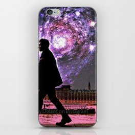 Between two worlds iPhone Skin