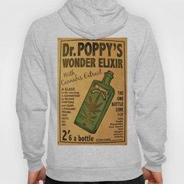 Vintage poster - Dr. Poppy's Wonder Elixir Hoody