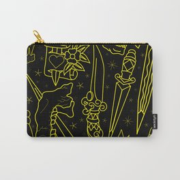 Blades Carry-All Pouch