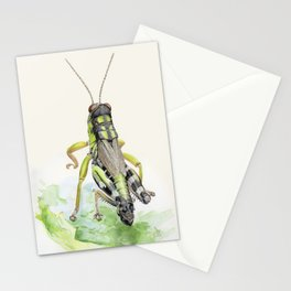 locust Stationery Cards