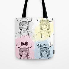 Mouse Ears Tote Bag