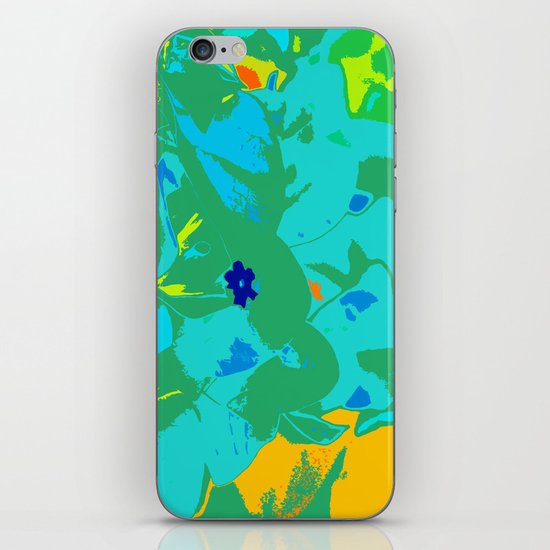 Avi iPhone & iPod Skin