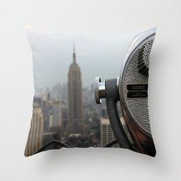 Empire Throw Pillow