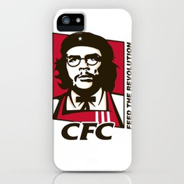 Che's Fried Chicken iPhone Case