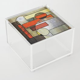 Falling Industrial Acrylic Box