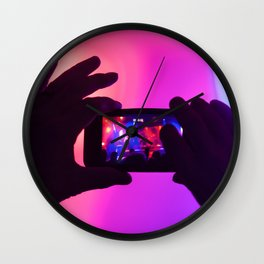 Take your pic! Wall Clock