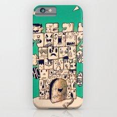 man castle iPhone 6s Slim Case