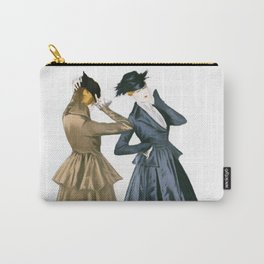 Vintage Dresses from 1915 Carry-All Pouch