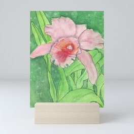 Pink Orchid Dream Mini Art Print