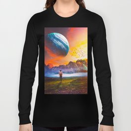 A Form Of Freedom Long Sleeve T-shirt
