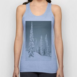 Winter day 2 Unisex Tank Top