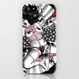 Sacrifice Of The Bastet Ingenue iPhone Case
