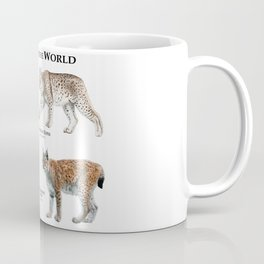 Lynxes of the World Coffee Mug