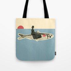 The Oceanride Tote Bag