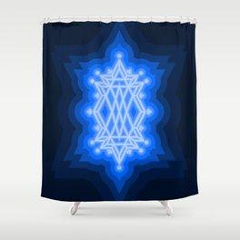 Lapus Lazuli Shower Curtain