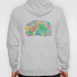 Good Vibes Doodle Hoody