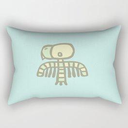 Cave Vulture Rectangular Pillow