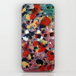 The Red Dot iPhone Skin