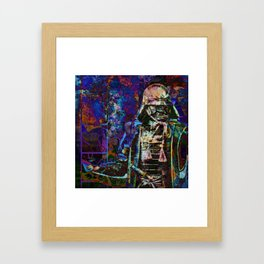 Radical Daiymo  Framed Art Print