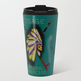 OSAGE - 001 Travel Mug