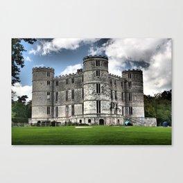 Lulworth Castle, Dorset, UK Canvas Print