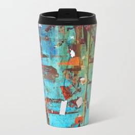 Signs of Past Events Travel Mug