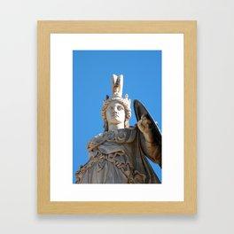Athens III Framed Art Print