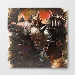 League of Legends MORDEKAISER Metal Print