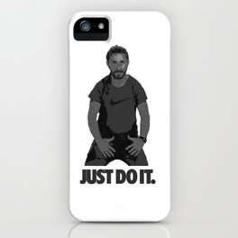JUST DO IT! iPhone Case