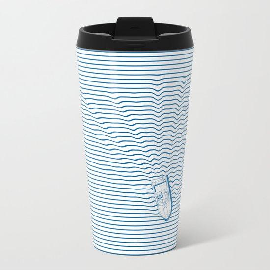 WAKE Metal Travel Mug