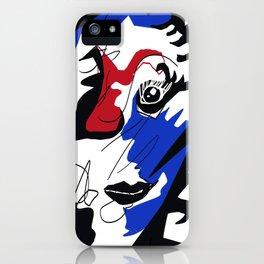 Glance iPhone Case