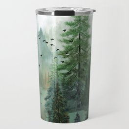 Mountain Morning 2 Travel Mug