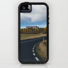I.C.E.L.A.N.D - Ring Road iPhone Case