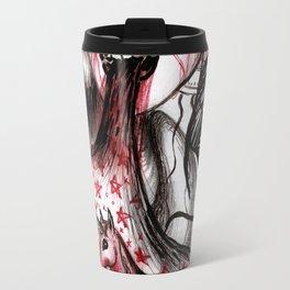 Luce And Unicorn Travel Mug