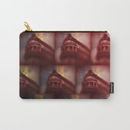Shapes of the Old City - Oporto Carry-All Pouch