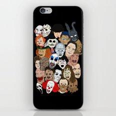 Icons iPhone & iPod Skin