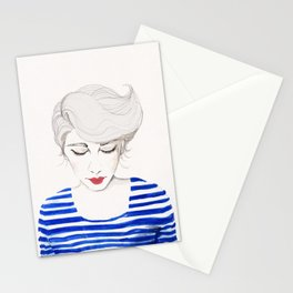 Wow, Stripes! Stationery Cards