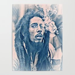 bob smoke Poster