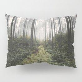Unknown Road - landscape photography Pillow Sham