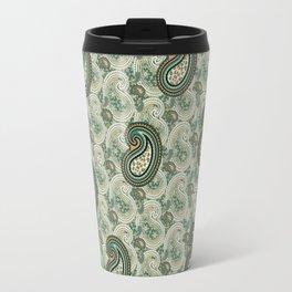 Excited Green Travel Mug