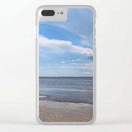 Rain Shaft Clear iPhone Case