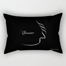 Sameer - سمير Rectangular Pillow