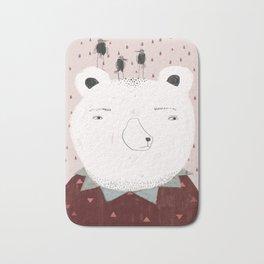 Smart bear Bath Mat